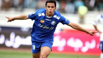 Arash Borhani recibe oferta de club chino