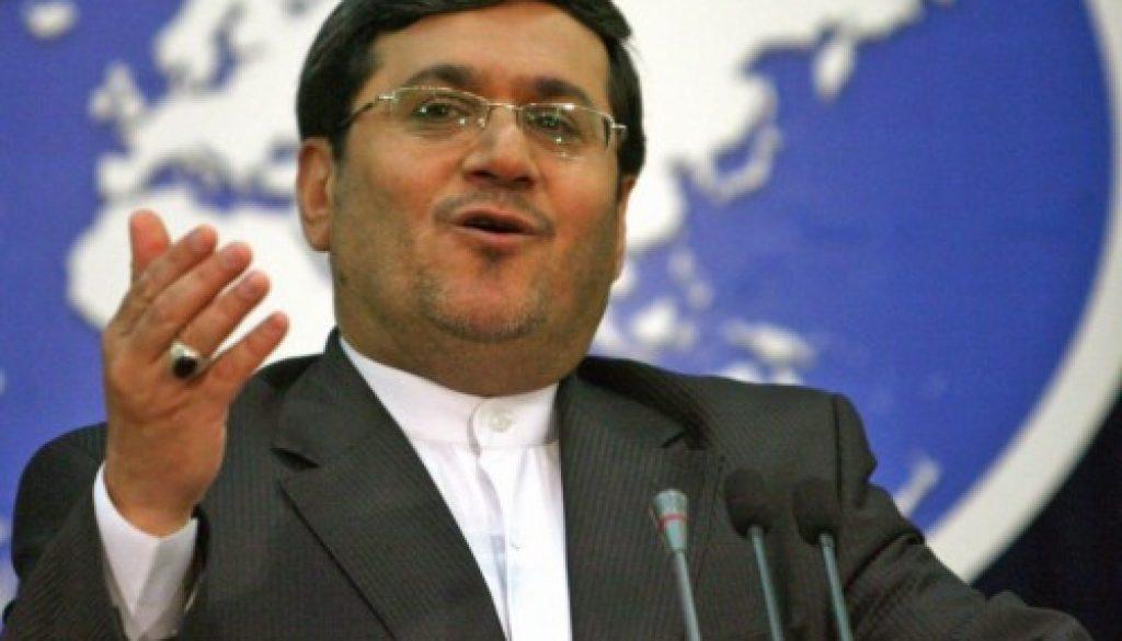 Hassan Ghashghavi pregunta a otros países para asistir a la República Islámica