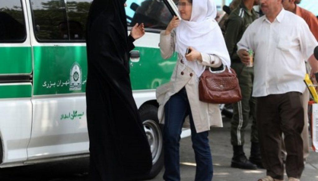 Policía de Moralidad de Irán endurecer las leyes