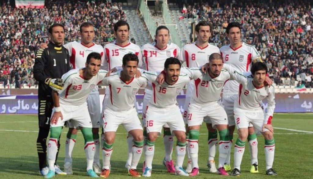 Naimi: Irán puede brillar en la Copa Mundial
