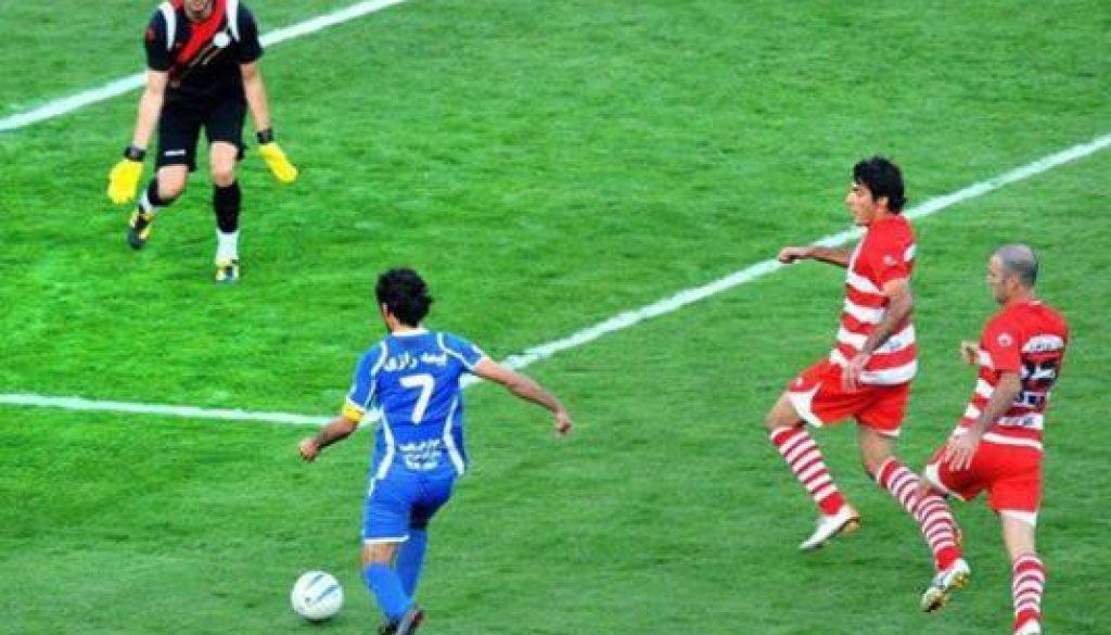 Irán a mejorar Pro Football en aldeas remotas