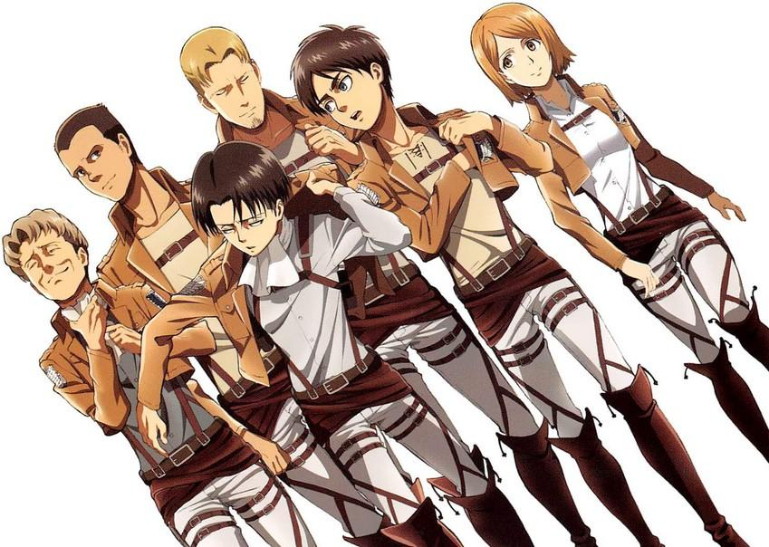 Attack on Titan segunda temporada