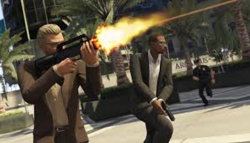 GTA 5 Online: Heist DLC