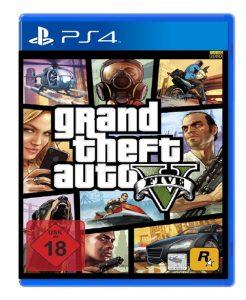 GTA 5 Para PS4