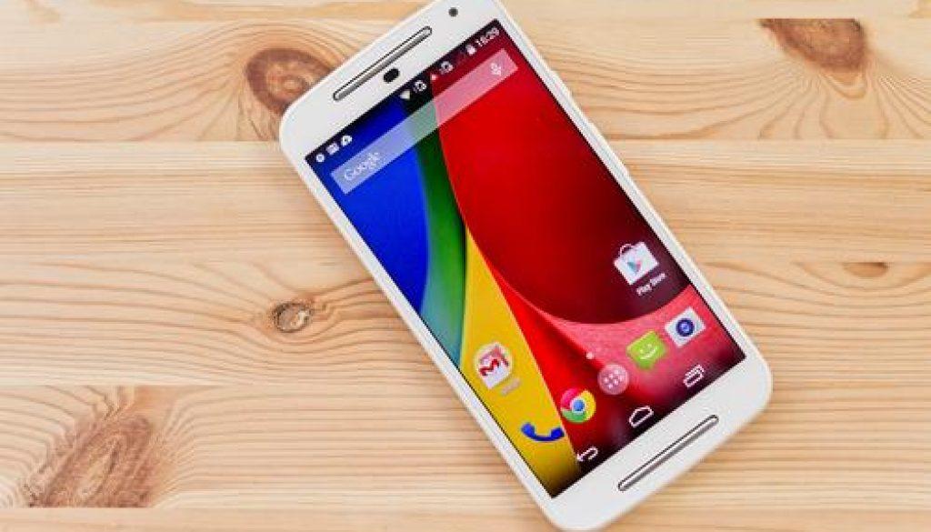 Motorola Moto X (2014) vs. Motorola Moto G (2014) Comparación De Las Cámaras