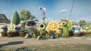 Plants vs Zombies: Garden Warfare