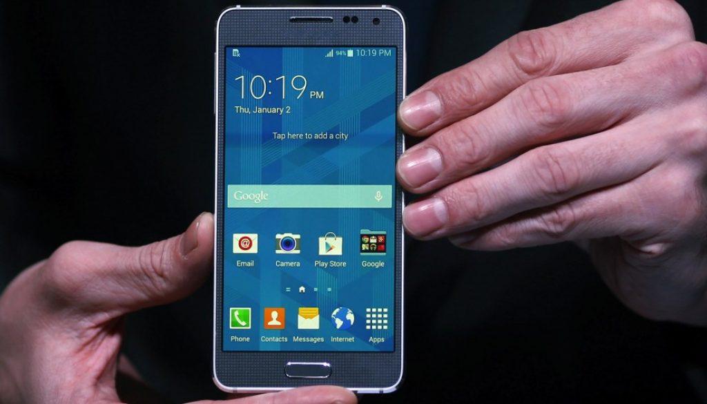 Samsung Galaxy Alpha A5