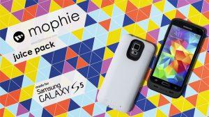 Samsung Galaxy S5 Juice Pack
