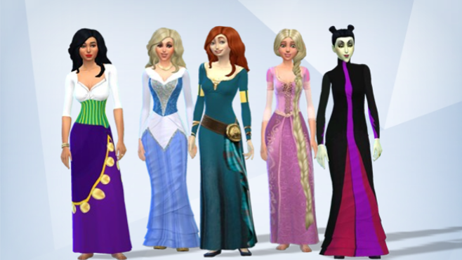 Cool sims hair pack skyrim download for mac