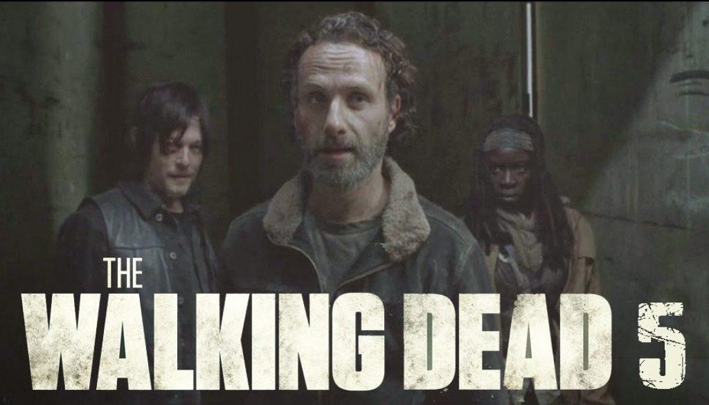 Temporada 5 De Walking Dead