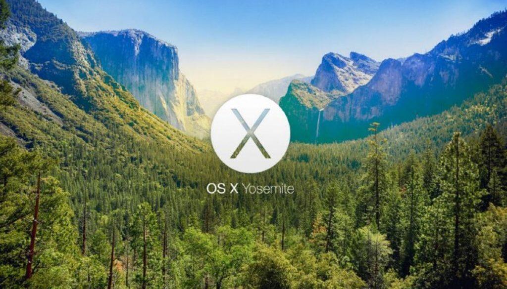 X Yosemite