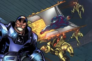X-Men Apocalypse: Four Horsemen