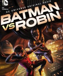 Batman vs Robbin