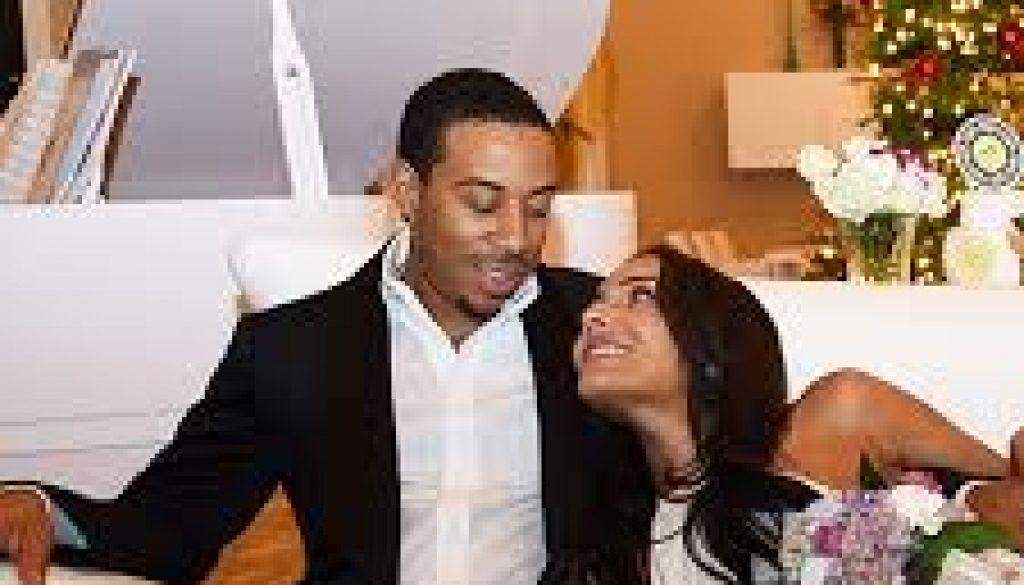Ludacris y Eudoxie Mbouguiengue
