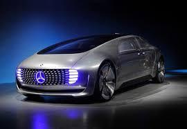 Mercedes Benz F015