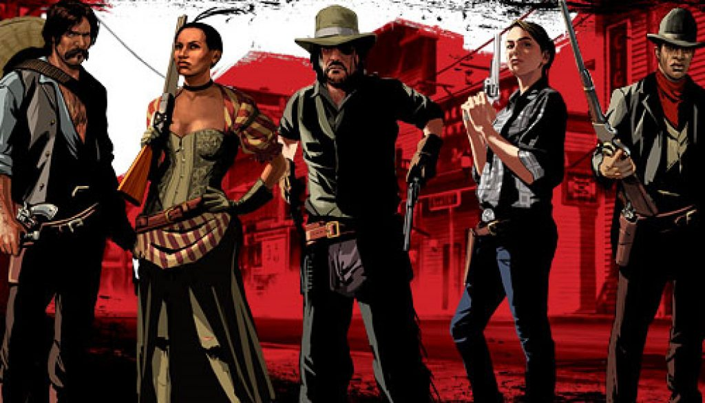 Red Dead 3