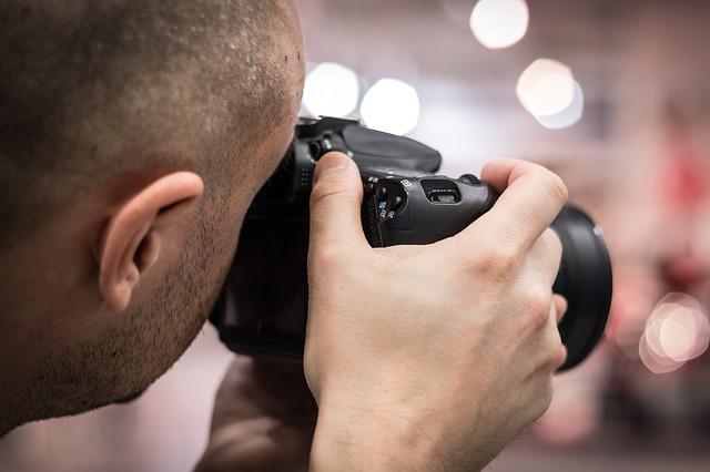 La diversión y la Cabina de Fotos Encontradas en la Boda