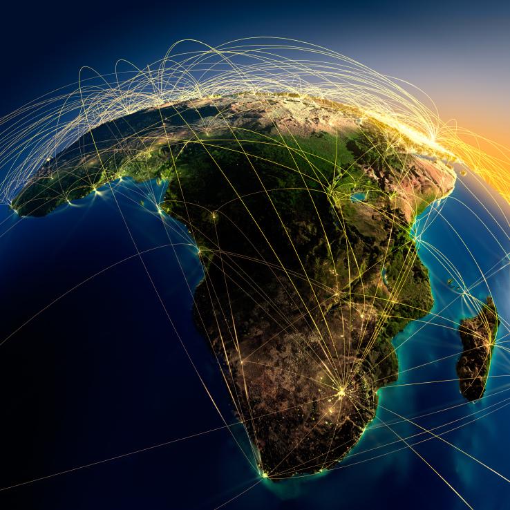 La industria tecnológica de China se expande en los mercados africanos