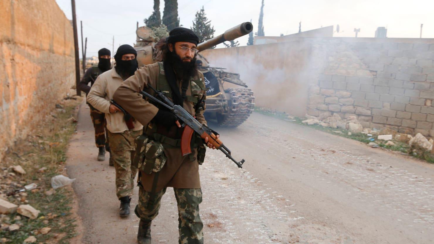 Ciudadano de Estados Unidos Peleando por ISIS – Milicia de Estados Unidos Lo Atrapa en Siria