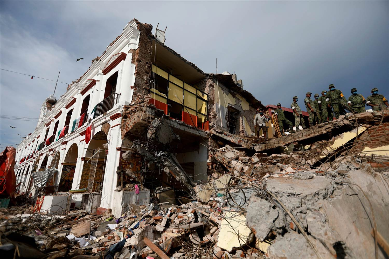 Terremoto de Magnitud de 8.1 Golpea a México – 5 Muertes Reportadas