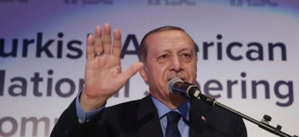 Discurso de Presidente Turco Resulta en Violencia en Nueva York
