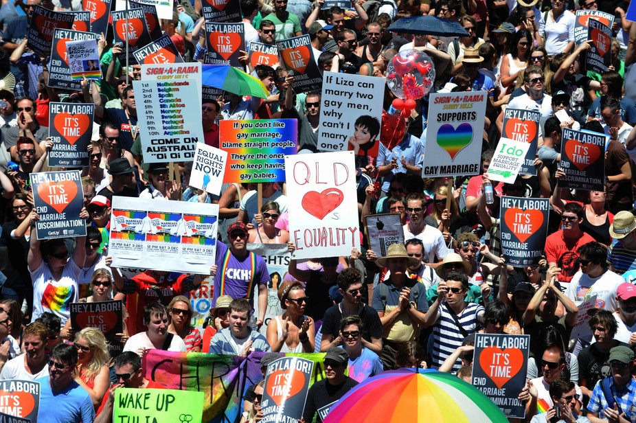 Desafío del Tribunal Falla: Australia Vota en el Matrimonio del Mismo Sexo