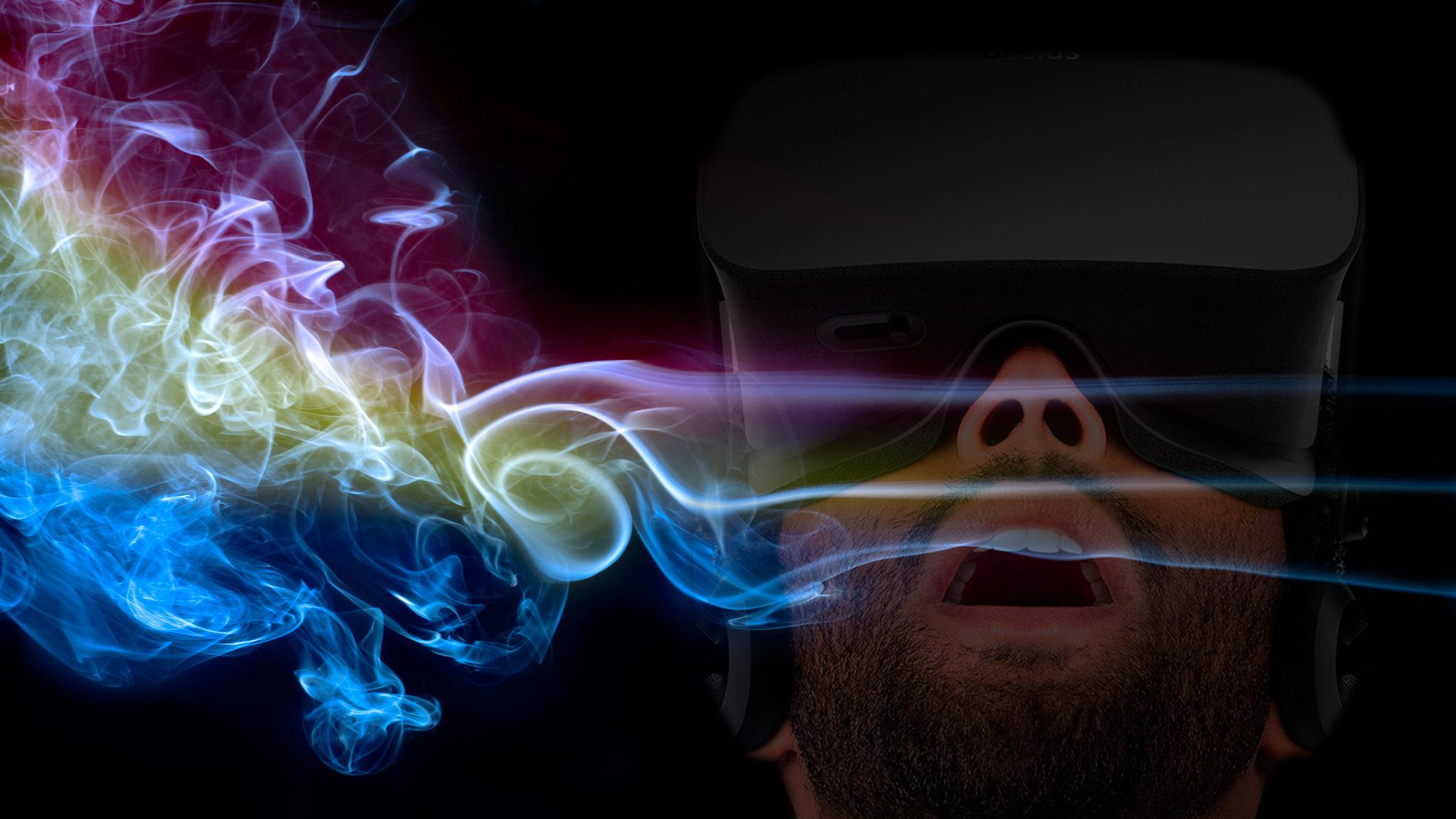 Nueva tecnología VR puede replicar olores