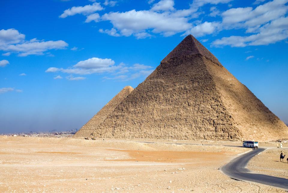 """Misterioso """"Vacío"""" Descubierto en la Gran Pirámide de Guiza"""