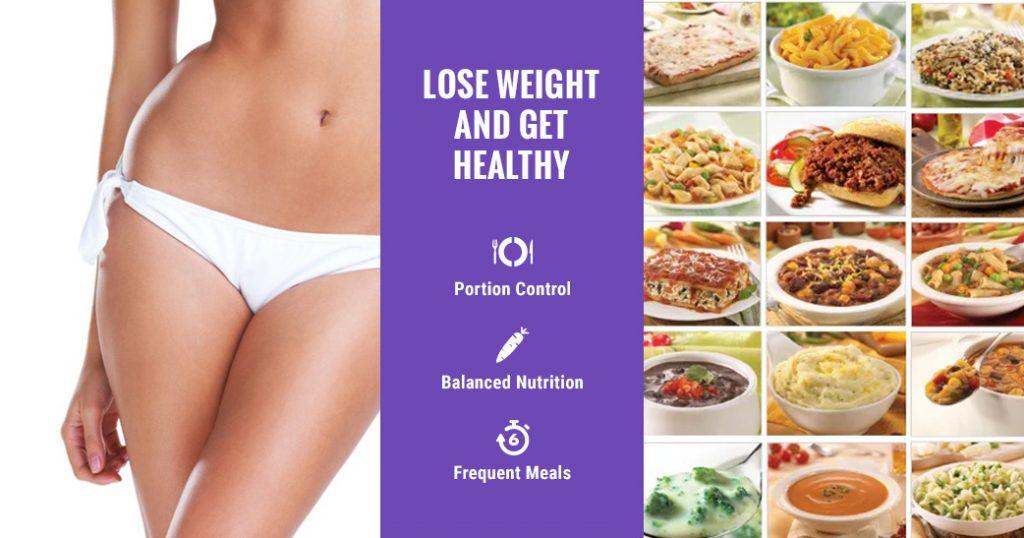 Dieta de Pérdida de Peso Nutrisystem – Precios Especiales en Línea