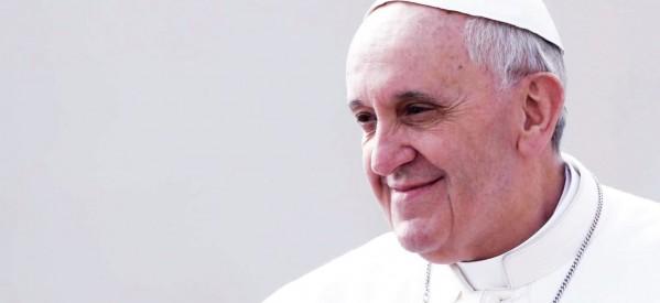 """Iglesia Católica: El Papa Francisco Quiere Cambiar una Línea de la Oración """"Nuestro Padre"""""""