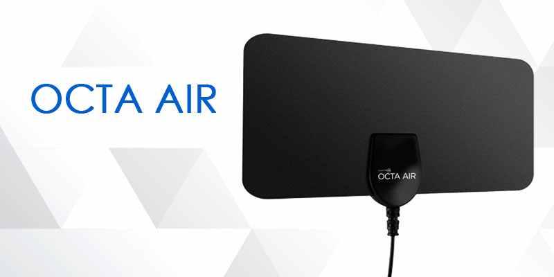 Octa Air por Smart TV123 Antenna Ahora Está Disponible en Descuentos Masivos