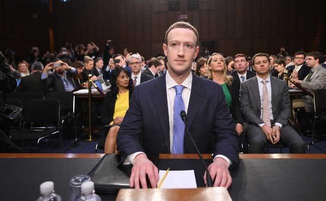 Acciones de Facebook Registran el Mejor Día en 2 Años mientras Zuckerberg Negocia con Legisladores