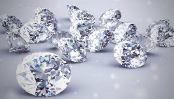 Se han encontrado cuatrillones de toneladas de diamantes debajo de la superficie de la Tierra
