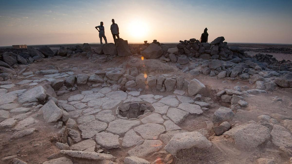 Un pan de 14,400 años fue encontrado en Jordania