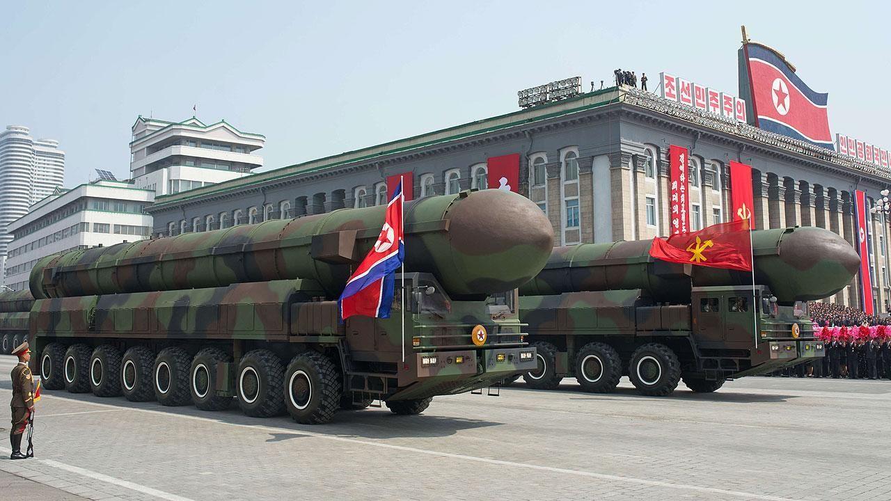 Funcionarios estadounidenses: Corea del Norte está desarrollando nuevos misiles