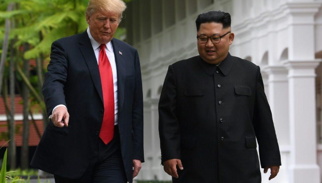 Kim Jong-Un quiere una segunda cumbre con el presidente Trump