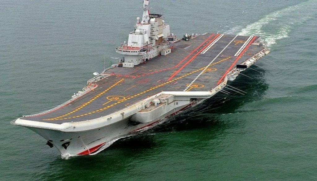 La solución del almirante chino para dominar el mar del sur de China es hundir a los portaaviones estadounidenses