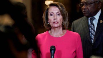 Nancy Pelosi es votada presidenta de la Cámara y aprueba proyectos de ley para poner fin al cierre de gobierno