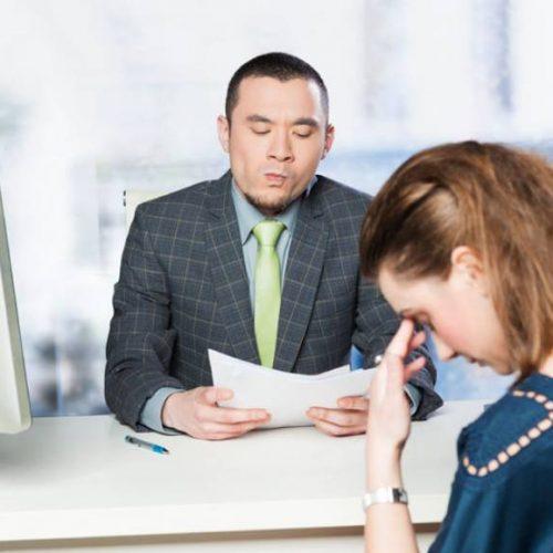 La entrevista de estrés ha convertido a otra víctima. ¿De verdad ayuda a encontrar al empleado adecuado?