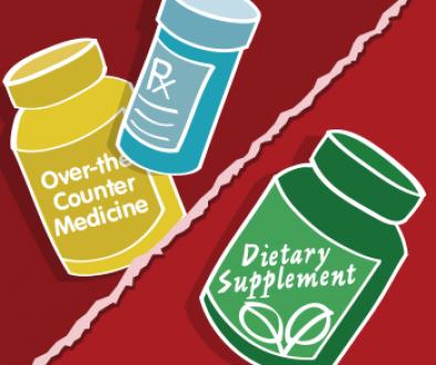 Las implicaciones de las acciones de la FDA en los suplementos dietéticos