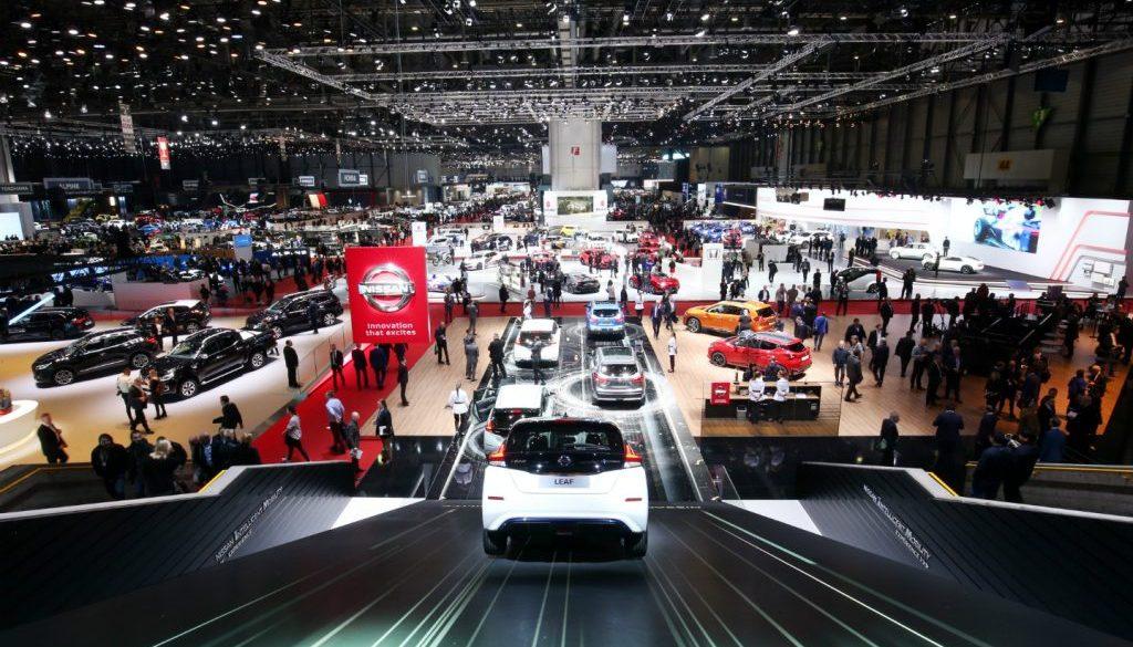¿Qué nos tienen los fabricantes de automóviles en el Espectáculo de Automóviles de Ginebra 2019?