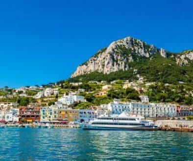 Los turistas de Capri serán multados con 500€ por usar plástico - ¿seguirán otros destinos?