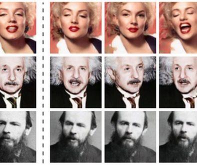 La Inteligencia Artificial deepfake de Samsung fabrica un clip de movimiento desde una sola foto